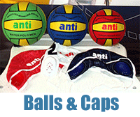 Image Linking to Water Polo Balls and Caps