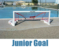 Image Linking to Junior Water Polo Goal