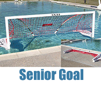 Image linking to Senior Floating Water Polo Goal