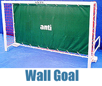 Image Linking to Water Polo Wall Goal