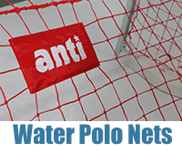Image linking to Water Polo Nets